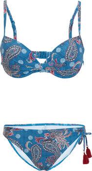 ESPRIT SPORTS Da.-Bikini Damen blau