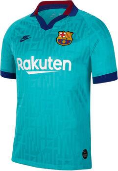 Nike FC Barcelona 2019/20 Stadium Third Fußballtrikot Herren türkis