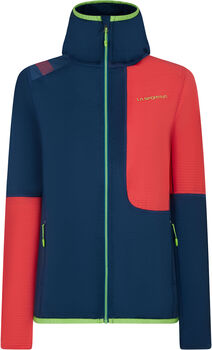 La Sportiva  Granite Hoody WDa. Jacke mit Kapuze Damen blau
