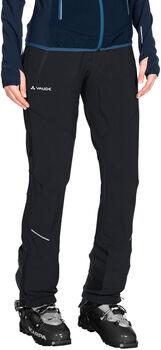 VAUDE Wo Larice Pants III Softshellhose Damen schwarz