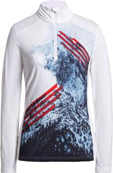 Icepeak Faulkton Funktionsshirt mit Halfzipp Damen weiß