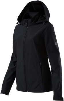 McKINLEY Everest Softshelljacke Damen schwarz