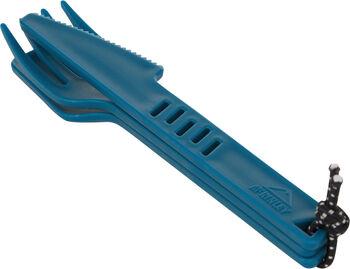 McKINLEY Cutlery PP Besteck blau