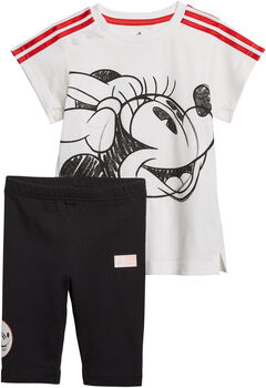 adidas Mickey Mouse Sommer-Set weiß