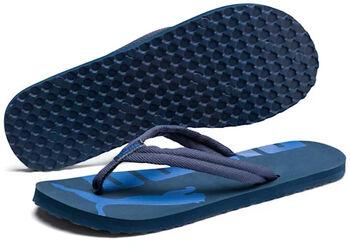 Puma Epic v2 Flip Flops blau