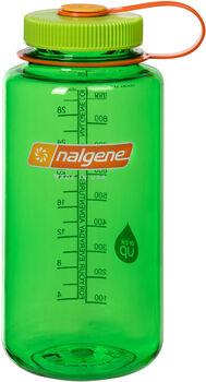 Nalgene Wide Mouth Trinkflasche grün