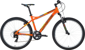 "GENESIS Element X-10 Mountainbike 26"" orange"