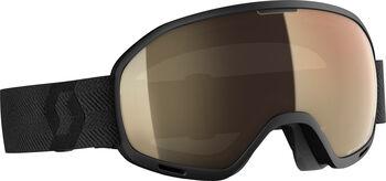 SCOTT Unlimited II OTGLight Sensitive Skibrille schwarz