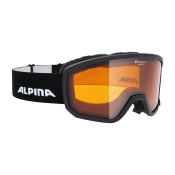 ALPINA Scarabeo S DH Skibrille schwarz