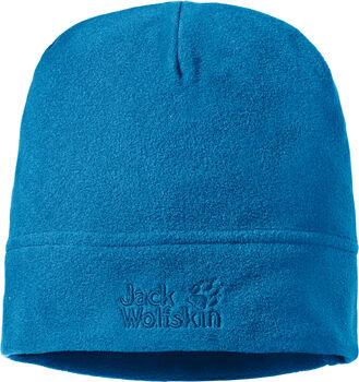 Jack Wolfskin Real Stuff Mütze blau