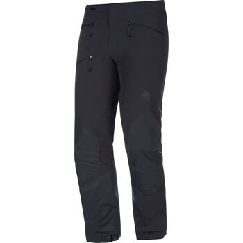 MAMMUT Courmayeur Softshell Pants Herren schwarz