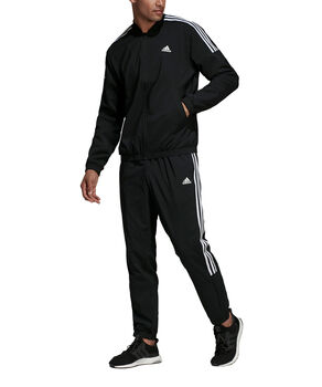 adidas Light Woven Trainingsanzug Herren schwarz