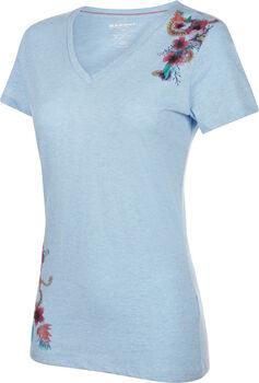 MAMMUT Zephira T-Shirt Damen blau