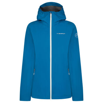 La Sportiva Rise Regenjacke Damen blau