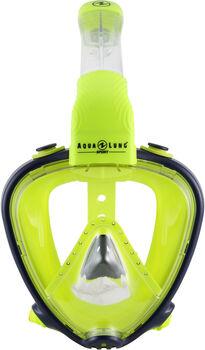 Aqua Lung Smart Snorkel Schnorchel-Set blau