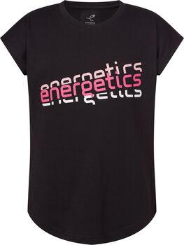 ENERGETICS Gabriella  T-Shirt schwarz