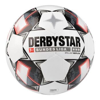 Derbystar BL Brillant APS Replica Fußball weiß