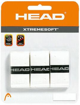 Head Xtreme Soft Griffband weiß