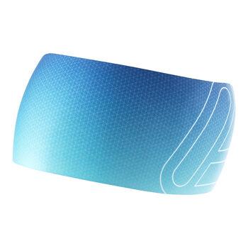 LÖFFLER Elastic Stirnband  Herren blau