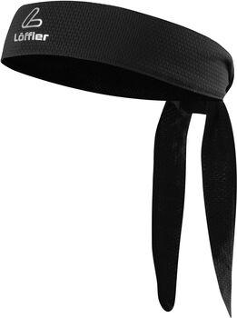LÖFFLER Tie Stirnband schwarz