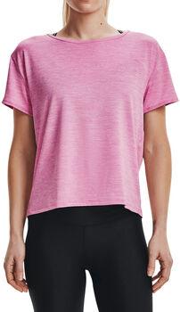 Under Armour Tech Vent T-Shirt Damen pink