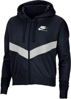 Nike Sportswear Heritage Fleecejacke Damen