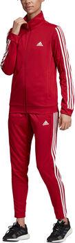ADIDAS Team Sport Trainingsanzug Damen rot
