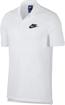 Nike Sportswear Poloshirt Herren weiß