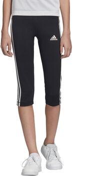 adidas Equipment 3-Streifen 3/4 Tights Mädchen schwarz