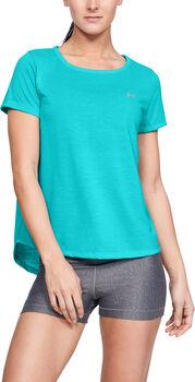 Under Armour Whisperlight T-Shirt Damen blau
