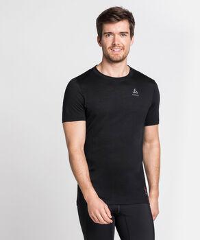 Odlo Natural + Light T-Shirt Herren schwarz