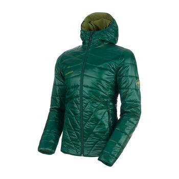 MAMMUT Rime IN Hooded Wanderjacke Herren grün