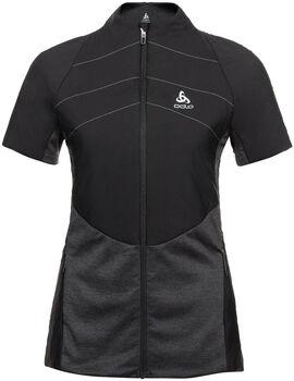 Odlo MILLENNIUM S-THERMIC T-Shirt Damen schwarz