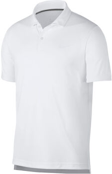 Nike Court Dri-Fit T-Shirt Herren weiß