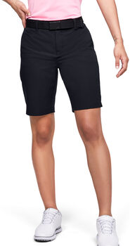 UNDER ARMOUR Links Short Damen schwarz