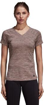 ADIDAS Shirt Freelift Damen orange