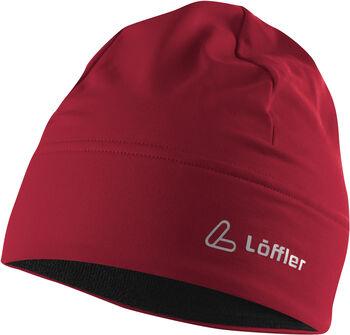 LÖFFLER Mütze Mono rot
