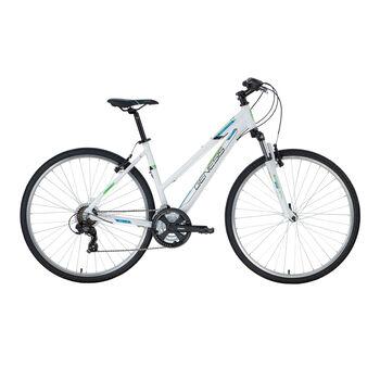 """GENESIS Speed Cross SX 1.9 Crossbike 28"""" Damen weiß"""