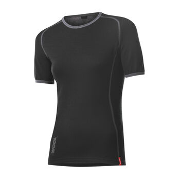 LÖFFLER Shirt TRANSTEX® MERINO Damen schwarz