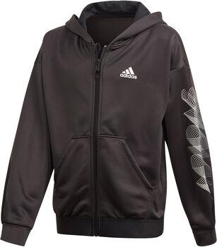 adidas UP2MV AEROREADY Loose Kapuzenjacke Mädchen schwarz