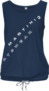 MARTINI First Step Tanktop Damen blau
