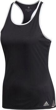 ADIDAS Club T-Shirt Damen schwarz