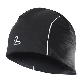 LÖFFLER Mütze schwarz