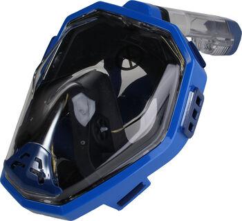 TECNOPRO  FullFace MaskeFF10 C   Erwachsen blau
