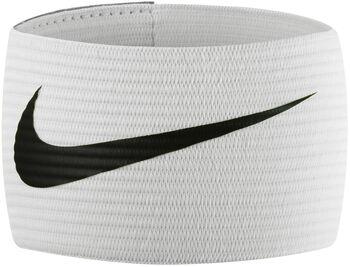 Nike Futbol Arm Band 2.0 weiß