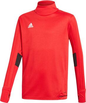 ADIDAS Tiro17 Trainingsshirt Jungen rot