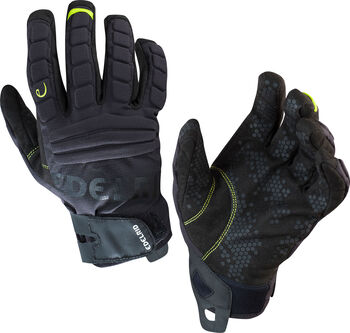 Edelrid Sticky Gloves Kletterhandschuhe schwarz