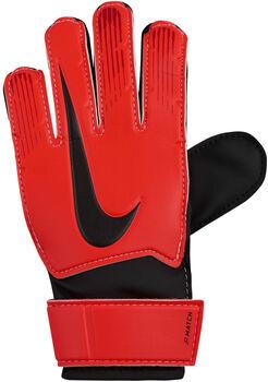 Nike Junior Match Torwarthandschuhe Jungen rot