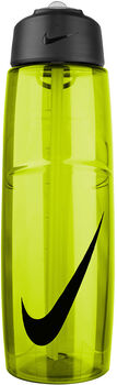 Nike T1 Flow Swoosh water bottle grün
