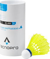 XL 400 3er Pack Badmintonbälle